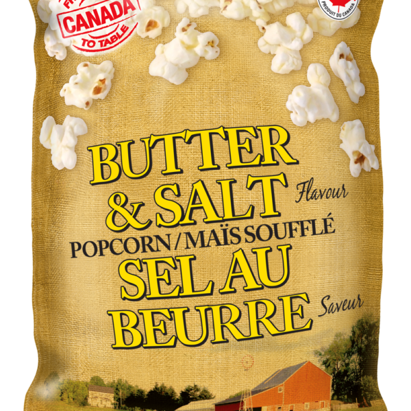 From Farm to table butter & salt 23g
