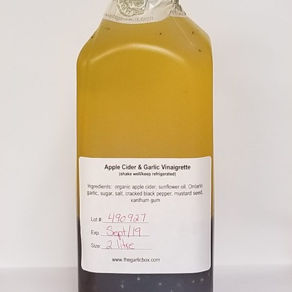 Garlic_box_apple_cider_Vinaigrette_2_litre