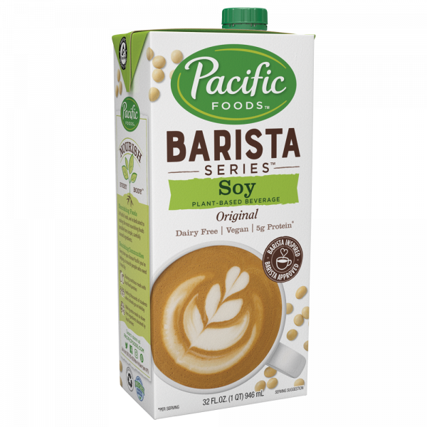 Pacific Barista Soy